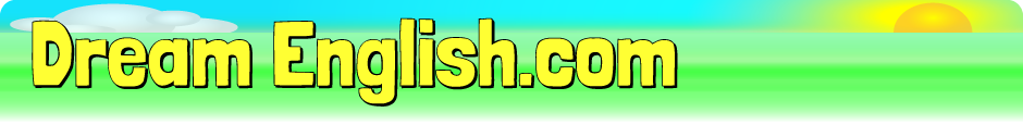 Dream English .com logo
